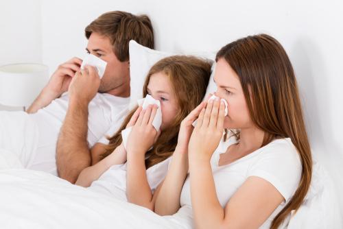 Czy stan zapalny w przeziębieniu ma swoje… fazy?