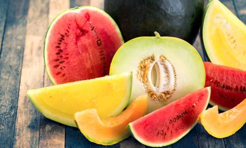 watermelonandmelon