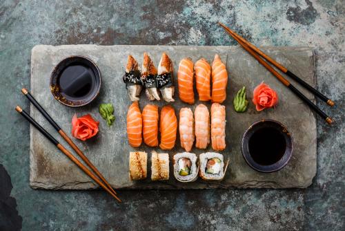 sushi-cynek