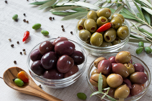 Oliwki – podstawa śniadania każdego Greka