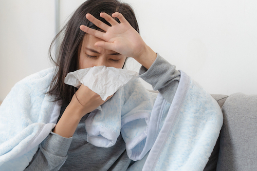 Co robić, a czego unikać podczas przeziębienia?