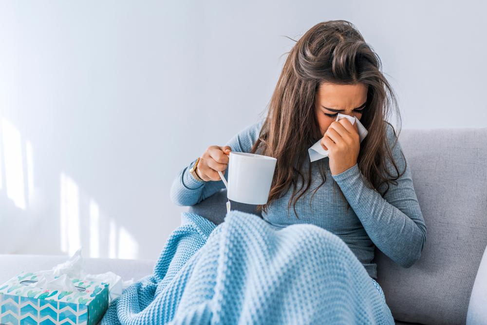 """""""Sezon grypowy"""" – krótka opowieść o wirusach"""